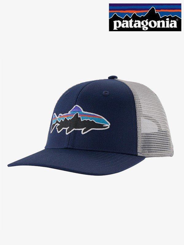Fitz Roy Trout Trucker Hat #CNY [38288]