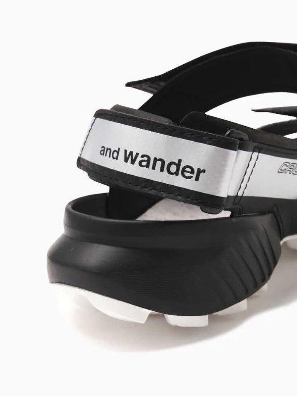 salomon SPEEDCROSS SANDALS for and wander #Black [5741178427]