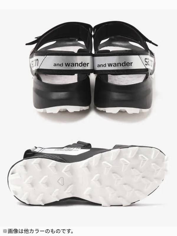 salomon SPEEDCROSS SANDALS for and wander #White [5741178427]