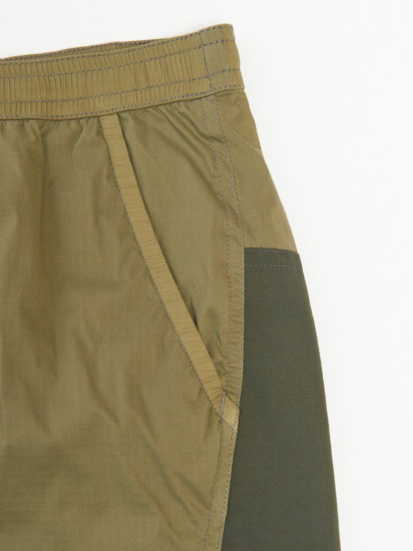 ELV1000 5in Hybrid Short (Men) #Olive Green [TB211-49M]