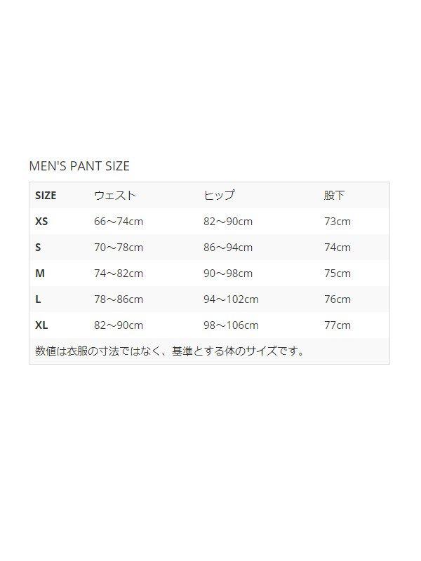 Run Pant (Men) #Navy [TB211-40M]