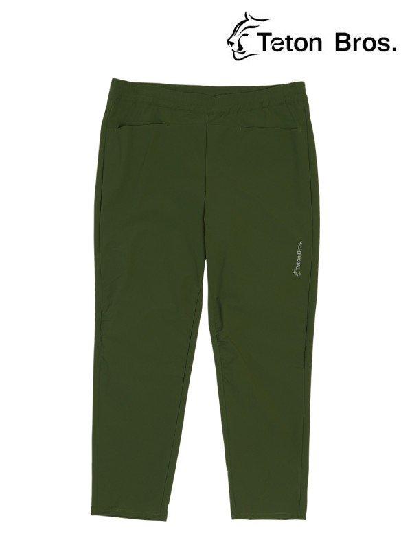 Run Pant (Men) #Deep Green [TB211-40M]