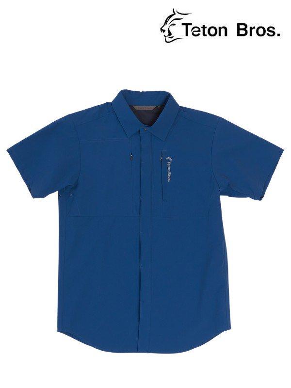 Run Shirt (Unisex) #Navy [TB211-51M]