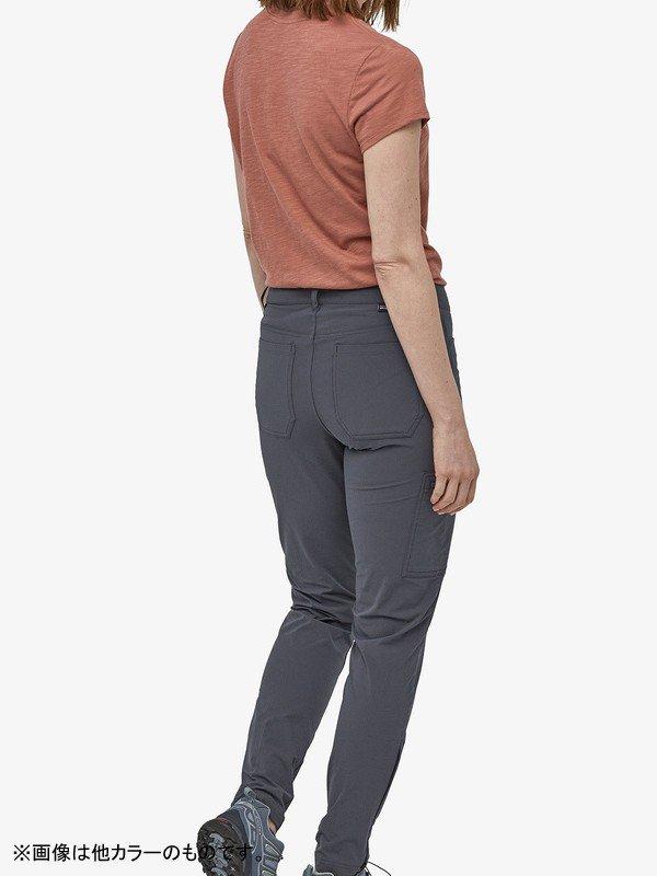 Women's Skyline Traveler Pants (Short) #BLK [55645]