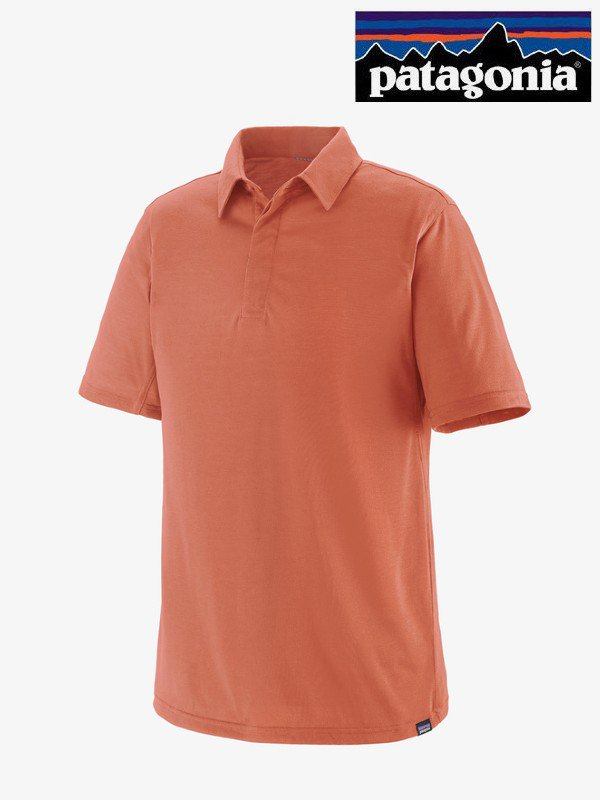 Men's Capilene Cool Trail Polo #MEMN [53160]