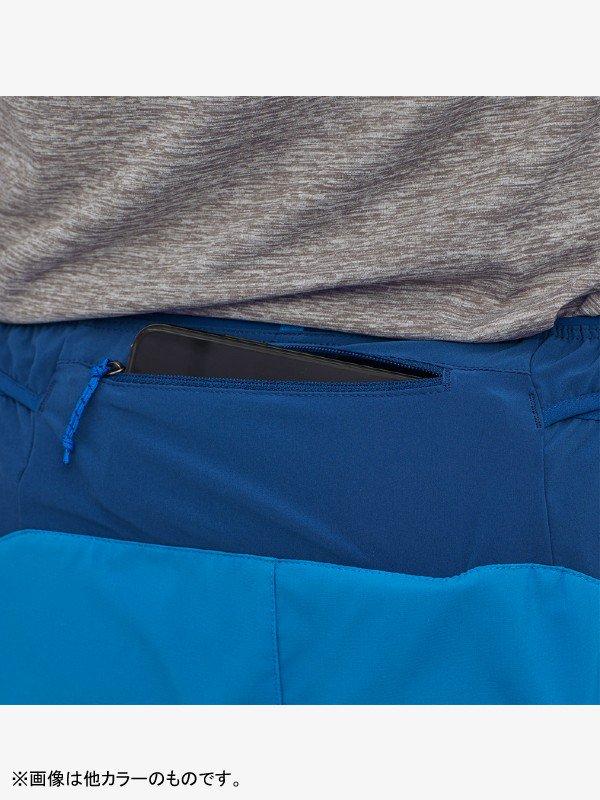 Men's Strider Pro Shorts 7in #BLK [24667]
