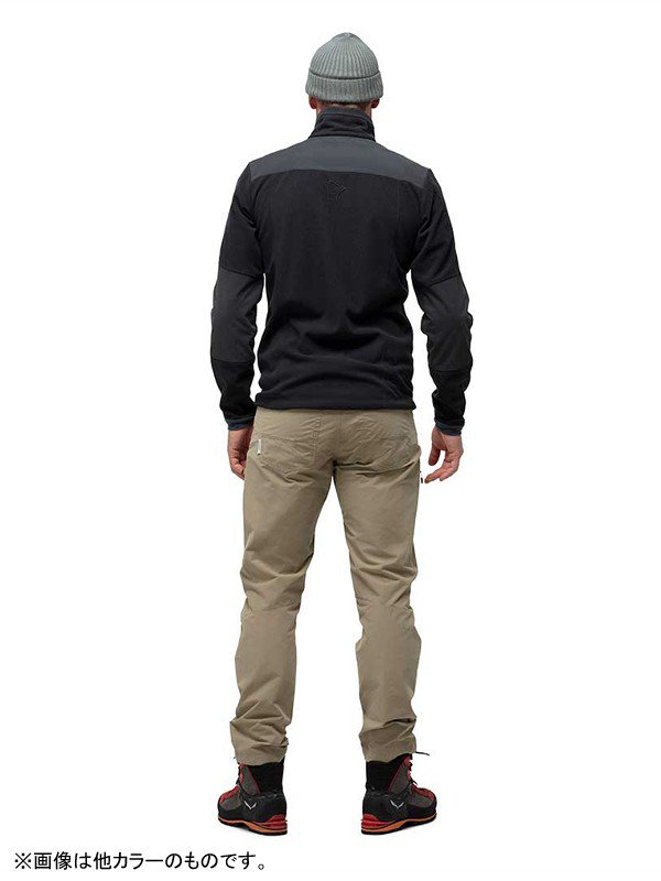 svalbard light cotton Pants #Slate Grey [2421-19]
