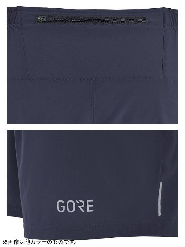 GORE R5 5in Shorts #ファイヤーボール [100619]