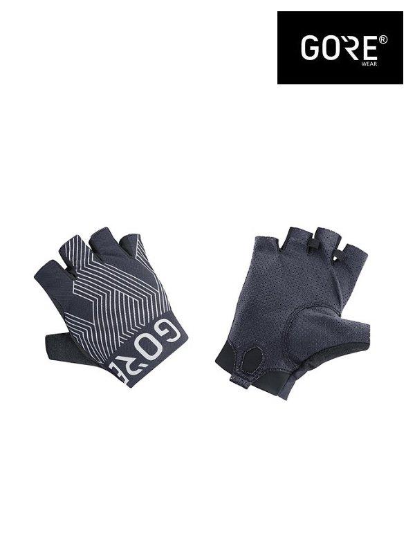 Short Pro Gloves #グラファイトグレイ/ホワイト [100494]