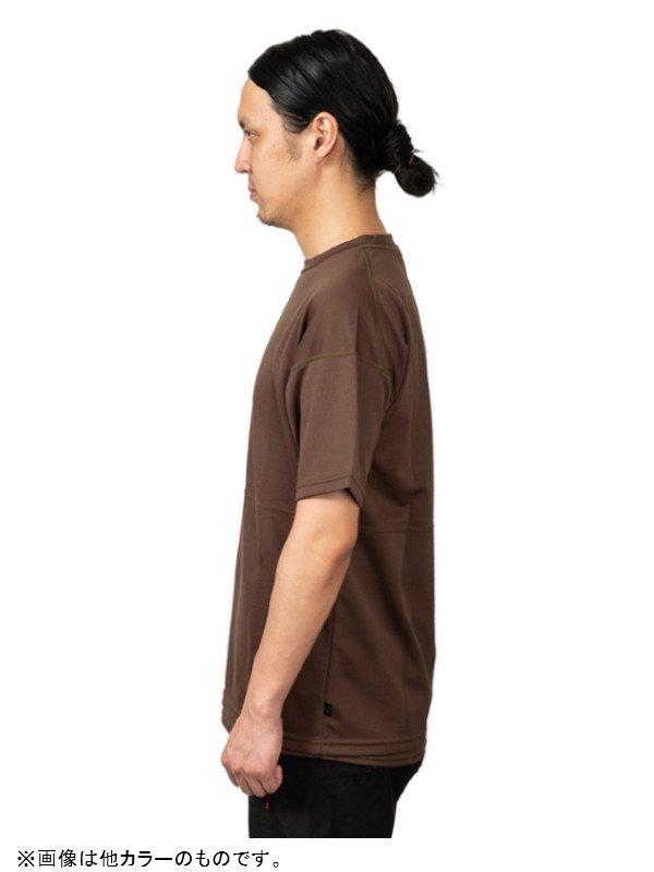 ハラマキTシャツ (unisex) #K73 クリイロ  [AS1753]