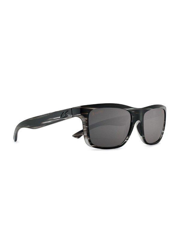 Kaenon Clarke Matte Black Glacier+Ultra Grey 12 Black Mirror