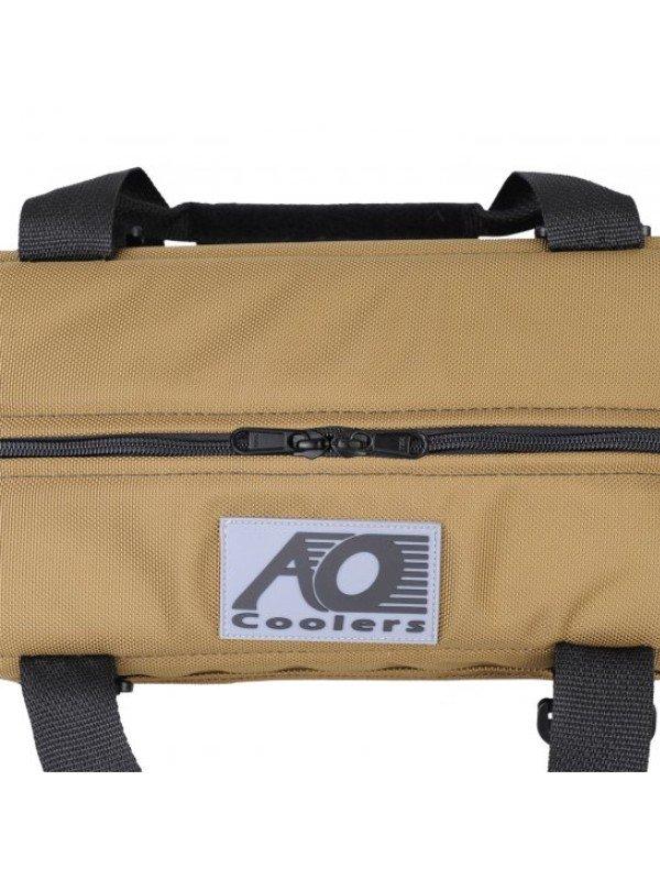 AO Coolers|12パック バリスティック ソフトクーラー #タン [AOBA12TN]