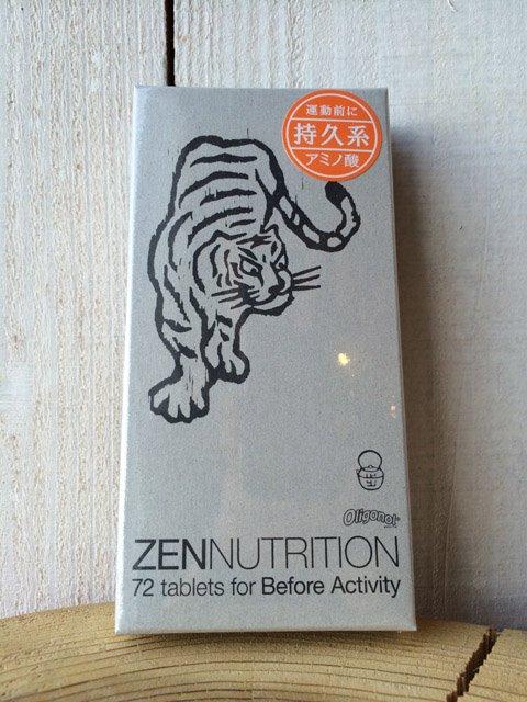 取り扱いブランド [ Z ] ZEN BEFORE トラ & AFTER ダルマ (72粒)