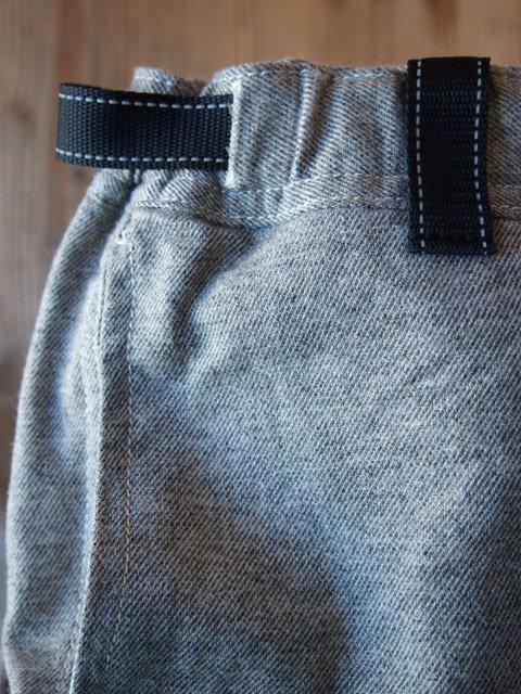 取り扱いブランド [ A ] c/w climbing pants