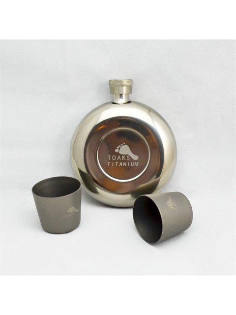 取り扱いブランド [ T ] Titanium Flask 150ml