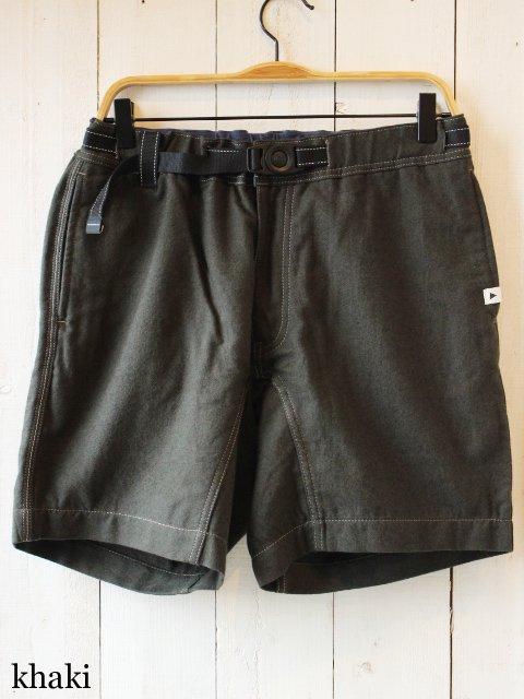 取り扱いブランド [ A ] cotton wool climbing short pants
