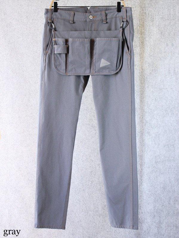 取り扱いブランド [ A ] dry chino pants