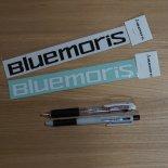 オリジナルステッカー「Bluemoris」