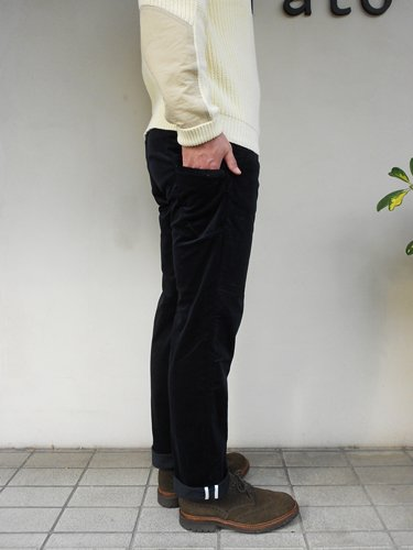 A°CTS 【アクツ】 CORDUROY STRETCH PANTS (Men's)