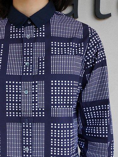 manon 【マノン】 SWELLブラウスシャツ (Ladies')