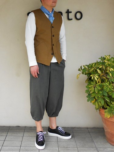 Jackman 【ジャックマン】 Dotsume BB Pants  (Men's)
