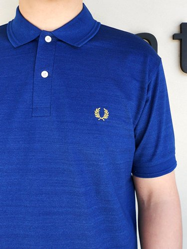FRED PERRY 【フレッドペリー】 PIQUE S...