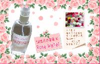 オプション --- ローズウォーターバラ園の薔薇水