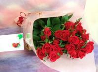 赤バラ30本の花束