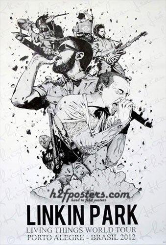 リンキン・パーク(Linkin Park)ポスター ■ [6975]