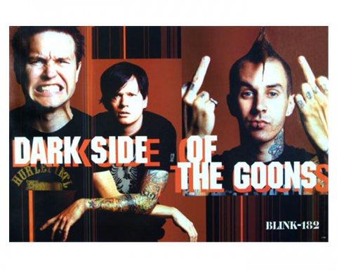 BLINK-182 Music Poster  (J-1350)
