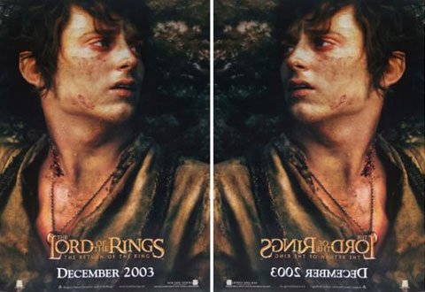 The Lord of the Rings The Return of the King/posterTH