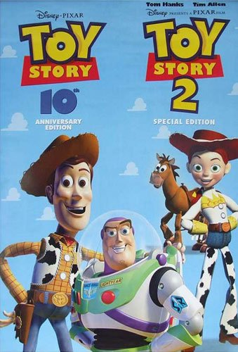 Movie Th Original Posters Toy Story 2(THAI)