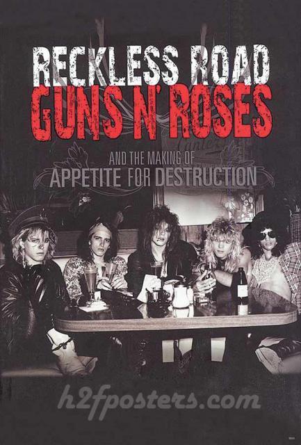 ガンズ・アンド・ローゼズ (Guns N' Roses/GN'R)ポスター55033