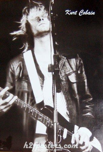カート・コバーン(Kurt Cobain)ポスター ■ [P-3529]