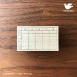 時間割表( S / 月〜金 )