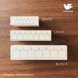 1週間のチェック スタンプ・日本語版