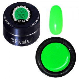 プリジェル プリムドール  DOLL-614 ネオングリーン  3g