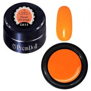 プリジェル プリムドール  DOLL-615 ネオンオレンジ   3g