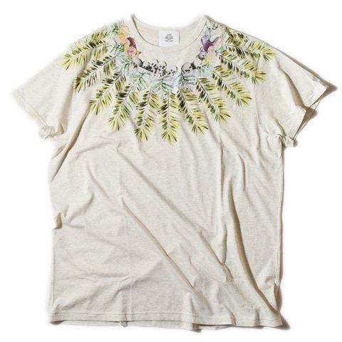 STOF/ストフ『奇妙なレイBIG Tシャツ』NATURAL