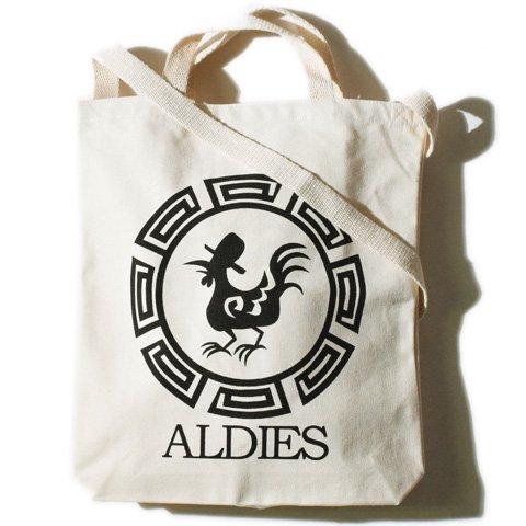 ALDIES/アールディーズ『Chicken Thunder Tote』チキンサンダートートBlack