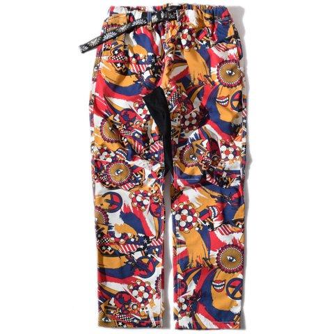 ALDIES/アールディーズ『Telluric Long Pants』テルリックロングパンツOrange