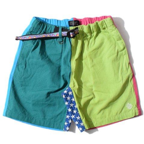ALDIES/アールディーズ『Climbing Short Pants』クライミングショートパンツMulti