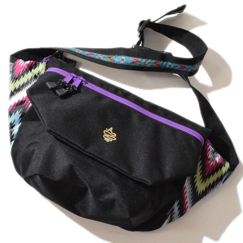 ALDIES/アールディーズ『Tse Shoulder Bag』TseショルダーバッグBlack