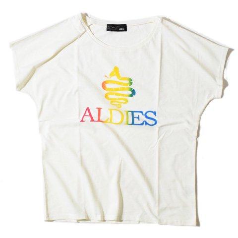 ALDIES/アールディーズ『ALDIES T』アールディーズTWhite2