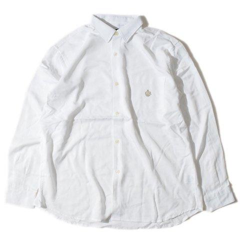 ALDIES/アールディーズ『Usually Shirt』ユージュアリーシャツWhite