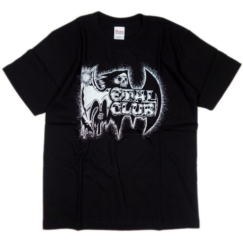 METAL CLUB/メタルクラブ『METAL CLUB U.S TOUR Tee Designed by Hiroshi Iguchi from METAL CLUB』