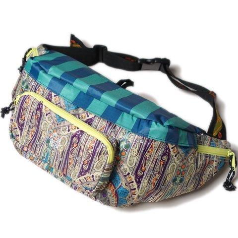 ALDIES/アールディーズ『Middle East Waist Bag』ミドルイーストウエストバッグYellow