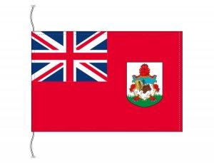 バミューダ諸島 国旗(卓上旗16×24cm)【メール便対応商品】(納期:受注後10日)