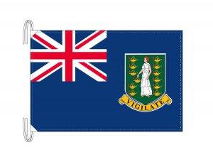 イギリス領ヴァージン諸島 国旗(旗サイズ50×75cm)(納期:受注後10日)