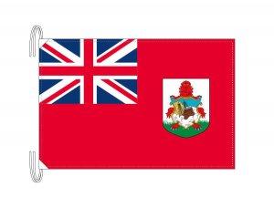 バミューダ諸島 国旗(旗サイズ50×75cm)(納期:受注後10日)